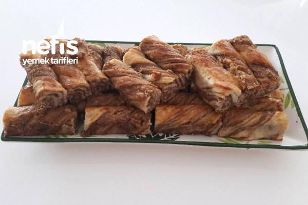 Tahinli Haşhaşlı Cevizli Fındıklı Çörek Tarifi