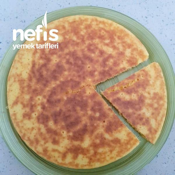 Tavada Pratik Mısır Ekmeği (Videolu)