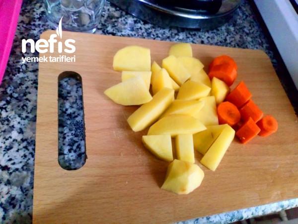 Vitamin Deposu Yedikce Yediren (Mercimek Çorbası)