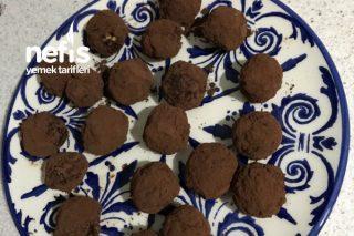 Atıştırmalık Kakaolu Kayısı Topları Tarifi