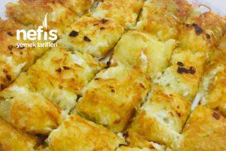 Nefis Kahvaltılık Kaşarlı Patates Tarifi