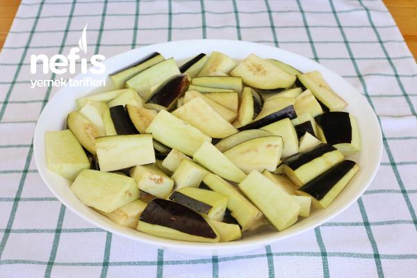 Patlıcan Yemeği (Etsiz)