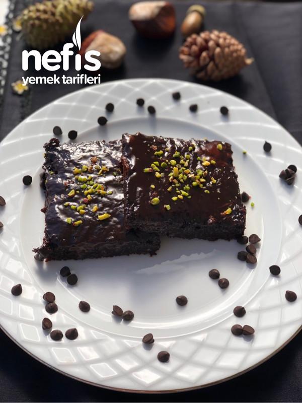 Sıcak Soslu Brownie (Bol Soslu Sevenlere)