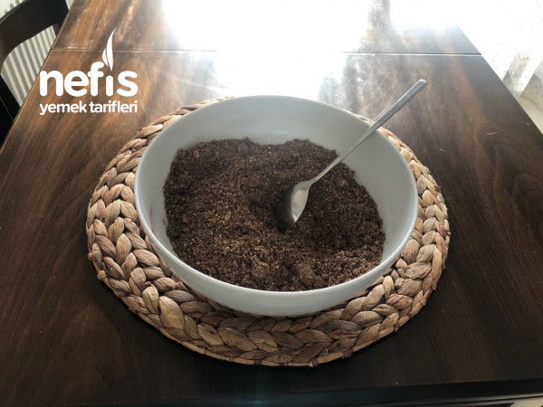 5 Dakikada Nefis Trufflar (Pratik Çikolatalı Top Atıştırmalık Truff Tarifi