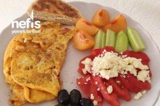 Diyet Kahvaltı Tarifi