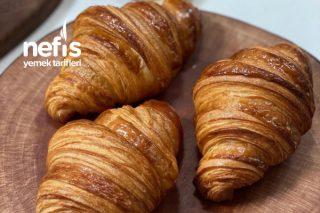 Ev Yapımı Kruvasan (Hazırlardan Farksız Croissant)