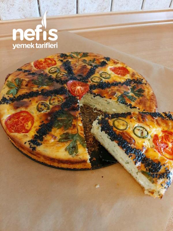 Peynirli Kek tarif Defterinizde Olması Gereken Nefis Bir Tarif