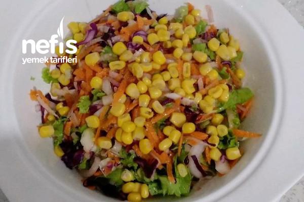Balık Salatası (Kış Salatası) Tarifi