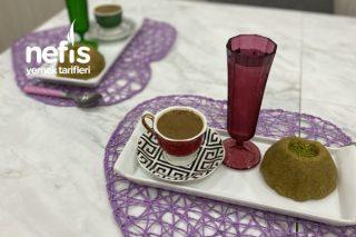 Kahve Sunumu Tarifi