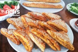 Patatesli El Açması Börek (Hem Pratik Hem Lezzetli) Tarifi