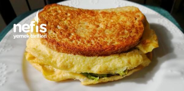 Yumurtalı Tost