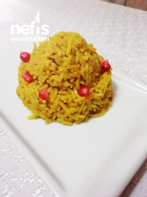 Basmati Pirinç Pilavı (İran)