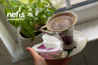 Kilo Vermeye Yardımcı Kahve Tarifi