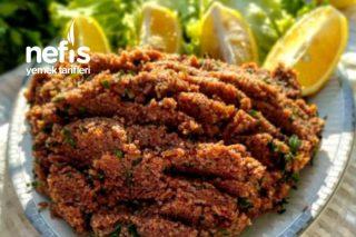 Kısır (Çiğ Köfte Tadında) Tarifi