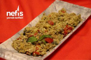 Sağlıklı Yöresel Yemek (Babaganuç) Tarifi