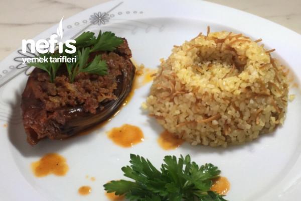 Türk Mutfağının Vazgeçilmezi Enfes Karnıyarık