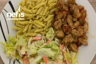 Nefis Barbeküs Tavuk Menüsü (Tavuk Dünyası Lezzetinde) Tarifi