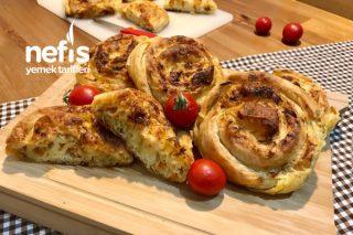 Sebzeli Börek (Kabaklı Ve Havuçlu) Tarifi