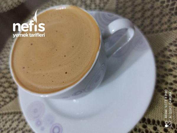Bol Köpüklü Nescafe