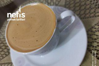 Bol Köpüklü Nescafe Tarifi