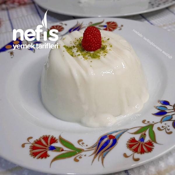 Osmanlı Mutfağından Su Muhallebisi