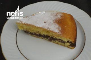 Çikolata Kremalı Limonlu Alman Pastası (Alman Pastasını Bir De Böyle Deneyin) Tarifi