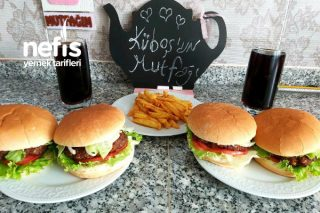 Hamburger Menü Tarifi