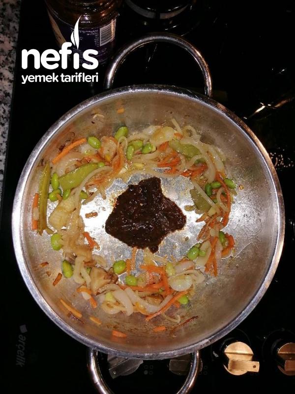 Kore Yemeği Jjangjjangmyeon