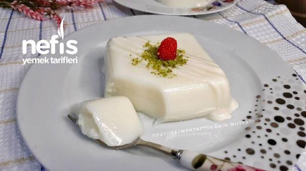 Osmanlı Mutfağından Su Muhallebisi (Videolu)