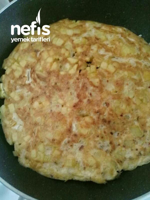 Patates Li Omlet