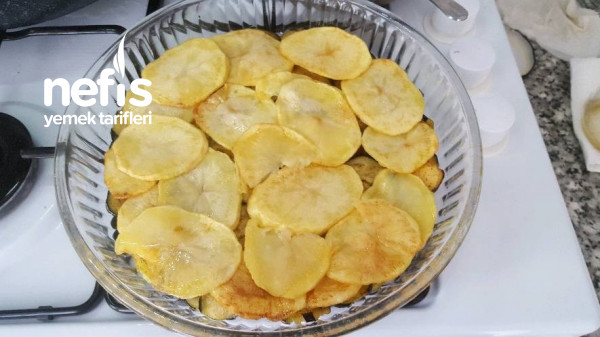 Patatesli Patlıcanlı Musakka Tarifi