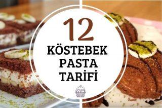 En Beğenilen 12 Farklı Köstebek Pasta Tarifi