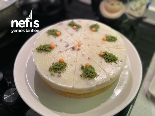 Havuçlu Enfes Pasta