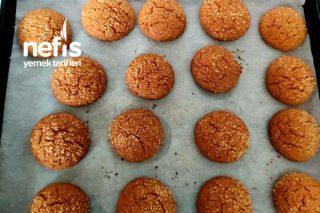 Molasses Cookies Tarifi