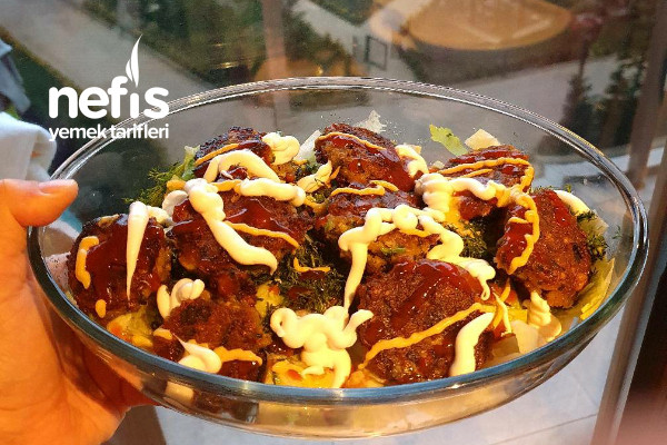 Falafel Salata Tarifi