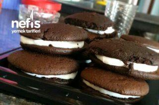 Kek Burger (Sandiviç Kek) Tarifi