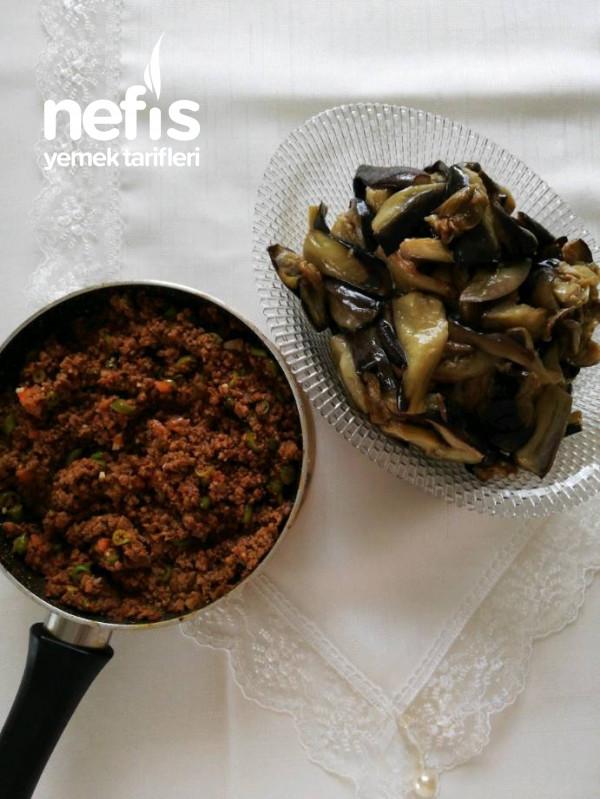 Patlıcan MusakkaTürk mutfağının vazgeçilmezlerinden