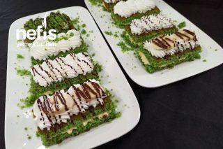 Ispanaklı Pastacıklar Tarifi