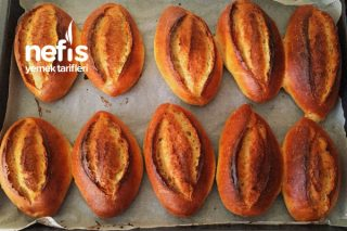 Mini Somun Ekmeği Tarifi