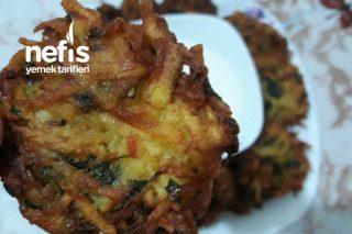 Patates Köftesi (Mücver) Tarifi