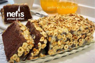 Fındık Kaplı Çikolatalı Kek Tarifi