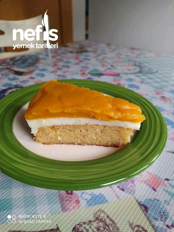 Galeta Unlu Balkabağı Pastası