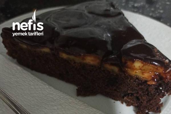Muzlu Çikolatalı Tart Kek Tarifi