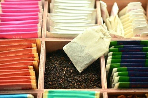 poşet çay