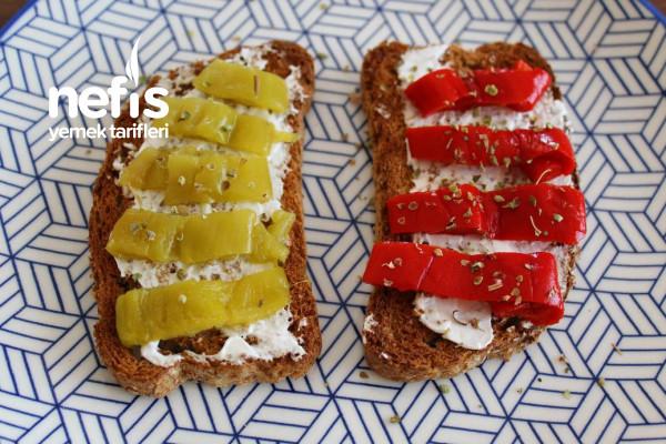 Bruschetta (Ekmek Üstü Nefis Lezzetler)