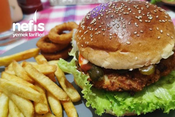 Chickenburger Tarifi