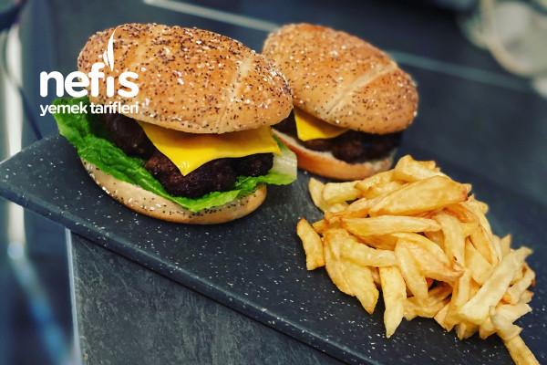 En Lezzetli Hamburger Köftesi Tarifi