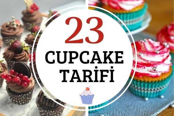 Pratik ve Sevimli 23 Cupcake Tarifi: Hepsi Tam Tadında!