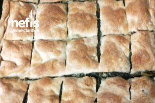 Ispanaklı Arnavut Böreği (İlk Kez Yaptım) Tarifi