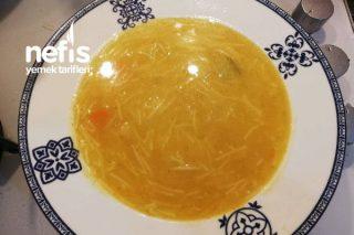 Kış Sebze Çorbası +8 Ay Tarifi